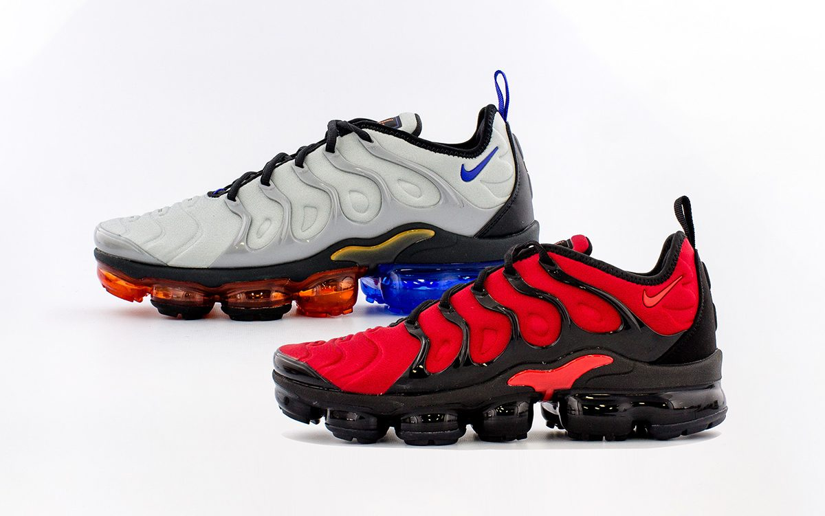 The Nike VaporMax Plus Just Dropped in