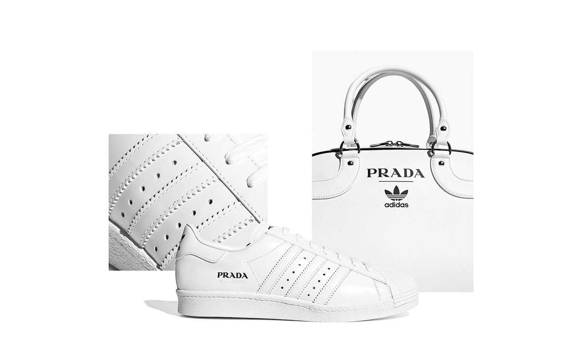 Prada x adidas Superstar Collaboration is Limited to Just 700 Pairs