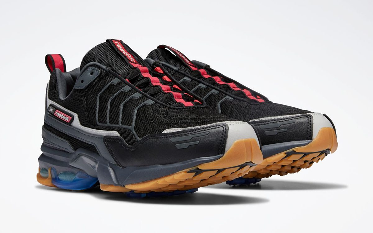 The Reebok DMX6 MMI is Reworked with Gum Soles for Fall