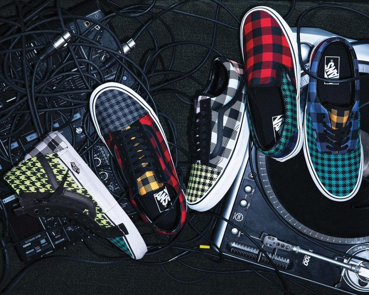"The Vans ""Plaid's Not Dead"" Pack Revives Punk's Popular Patterns"