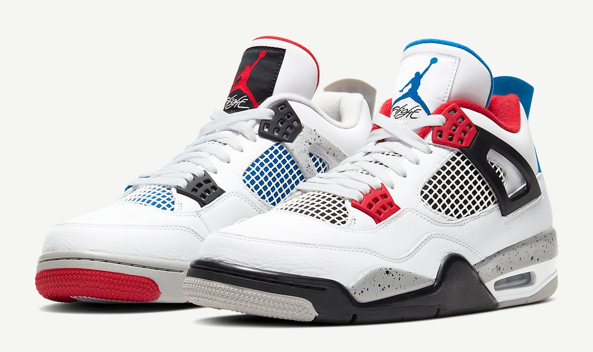 where to air jordan 4 what the ci1184 146 release info 1
