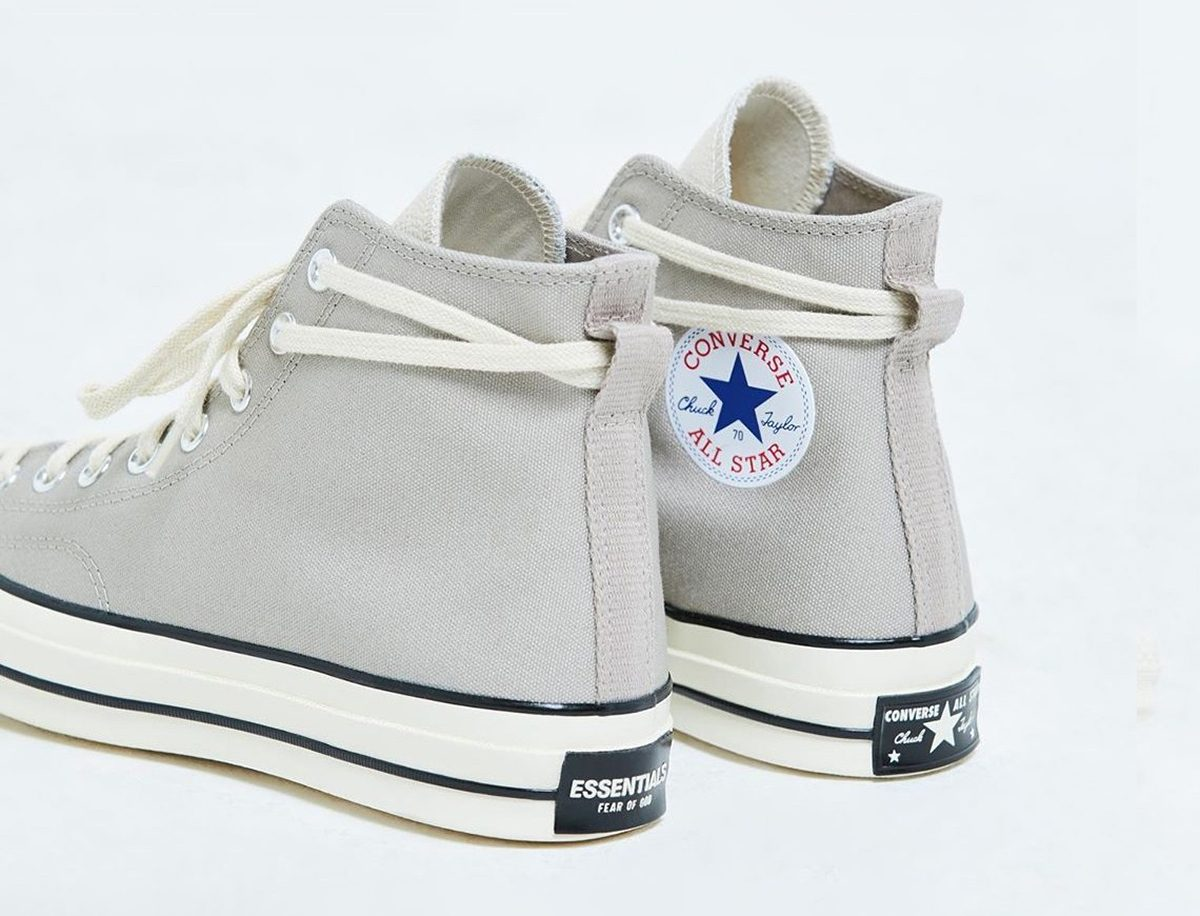 """Fear of God Releasing Converse Chuck 70 """"ESSENTIALS"""" Today"""