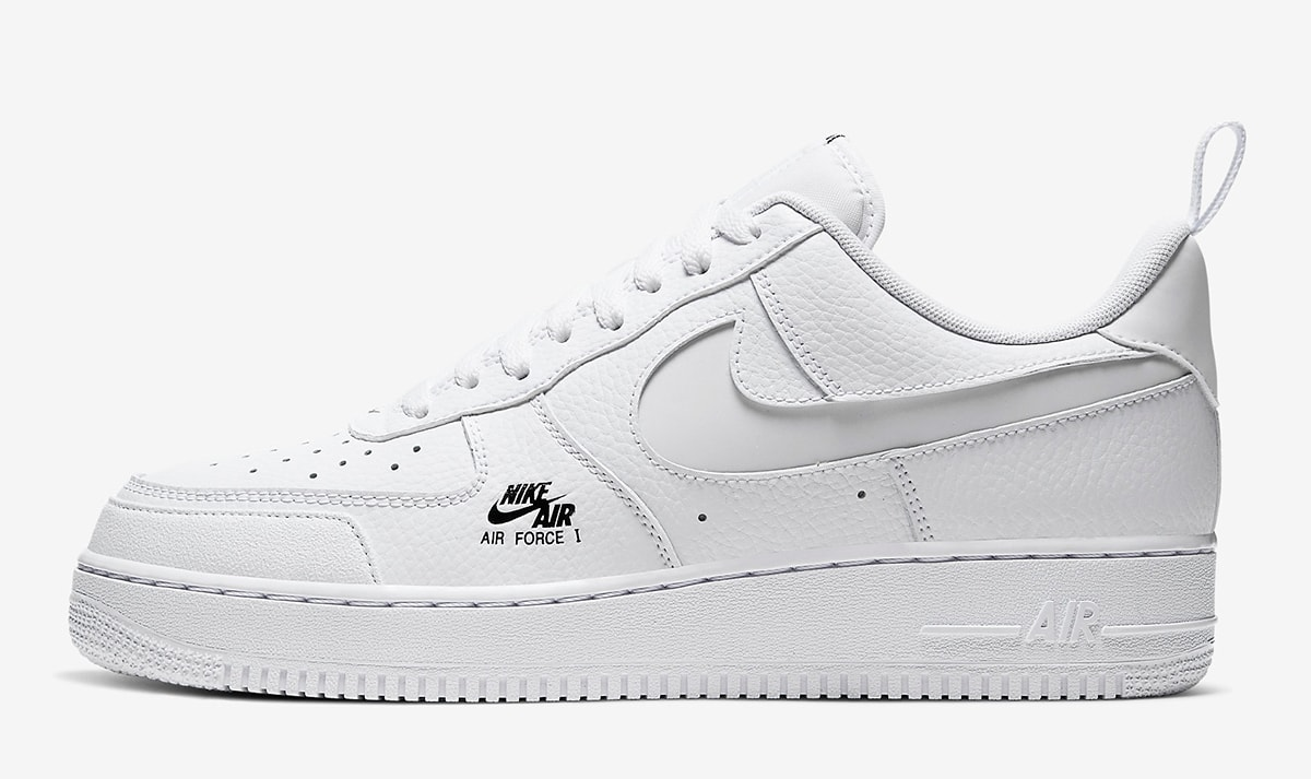 Nike Air Force 1 Low Adds In Cut Reflective Swooshes Hardened Toe Caps And More House Of Heat Sneaker News Release Dates And Features