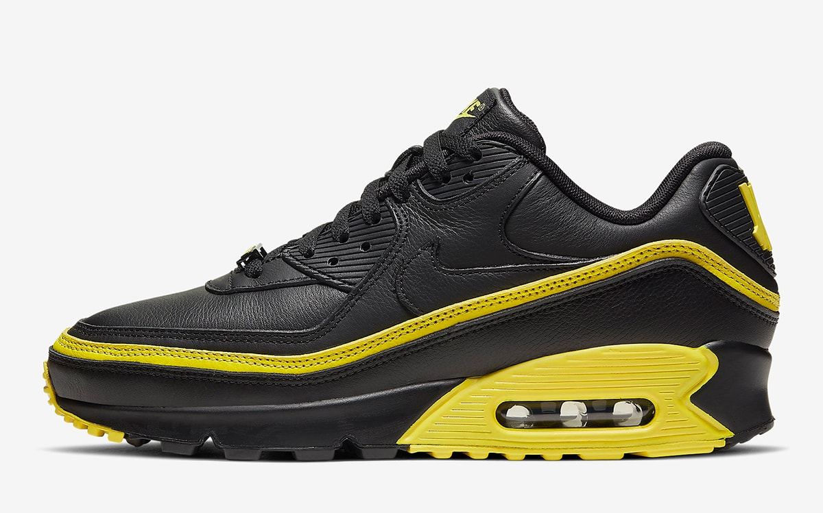 UNDEFEATED x Nike Air Max 90 Collection Finally Sees Release
