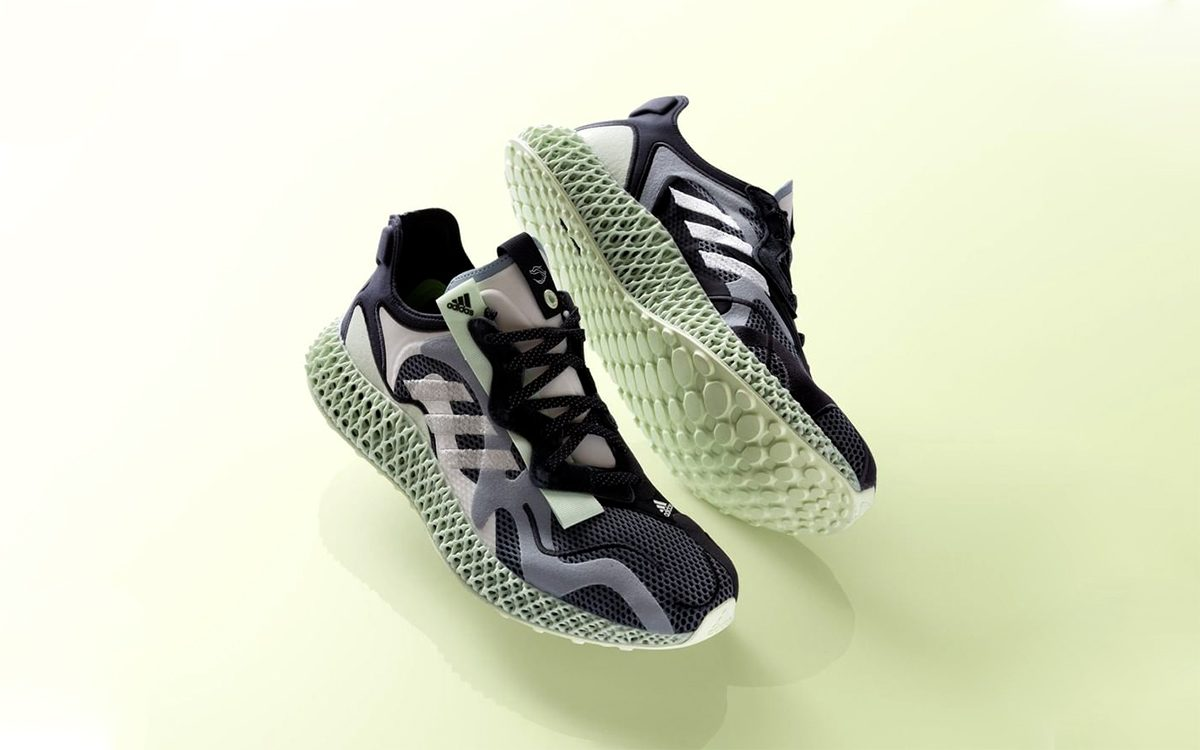 The adidas Consortium Runner 4D V2 Debuts This Week!
