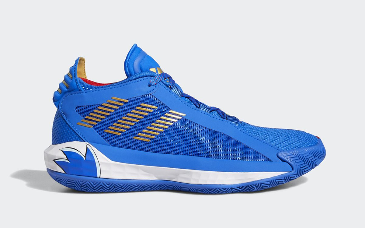 Damian Lillard Continues his Ring Chase with Upcoming Sonic the Hedgehog Collaboration