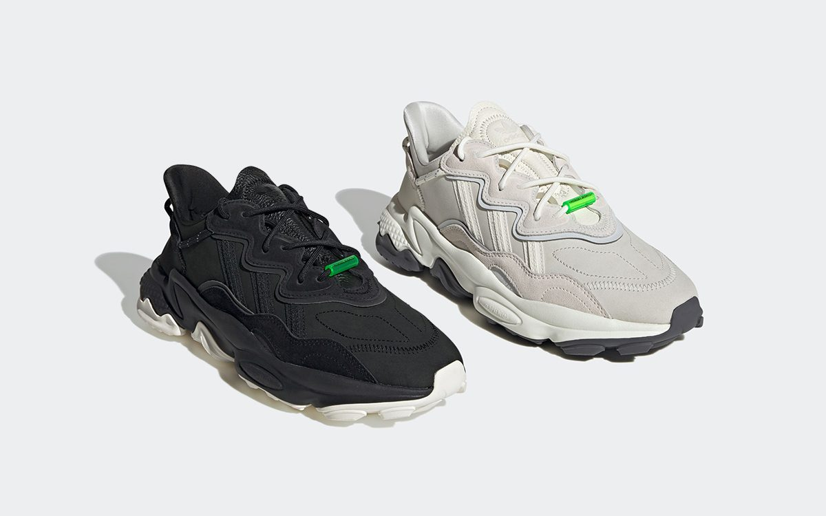 The New adidas Ozweego Trail Arrives in Two Alternating Takes