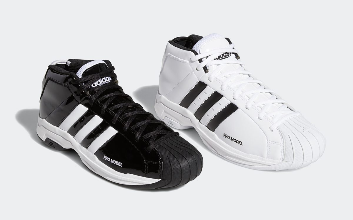 Available Now // adidas Pro Model 2G — Now With Bounce Cushioning!
