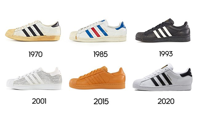 The adidas Superstar Celebrates it's 50th Anniversary in ...