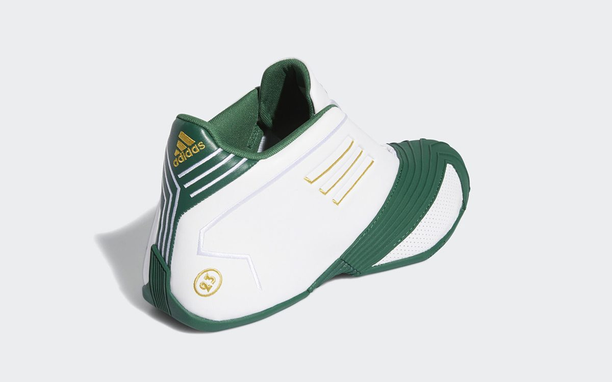 """LeBron's adidas T-Mac 1 """"SVSM PE"""" Sees Retail Release in 2020"""