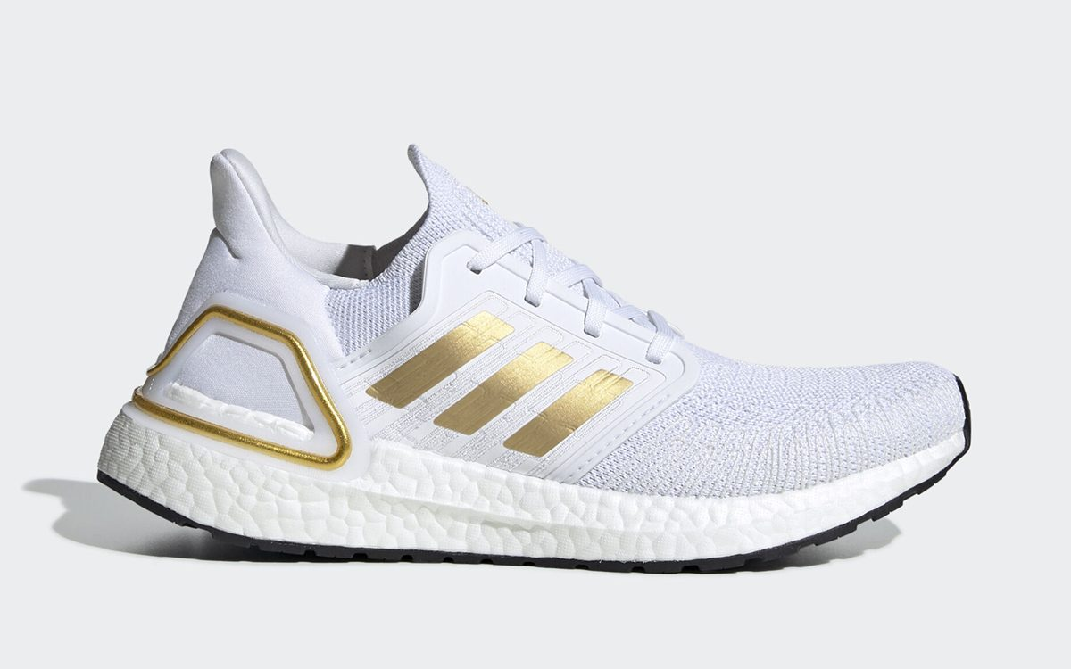 This adidas Ultra BOOST 20 is Ready to Rock with your Real Madrid Game Day Fit