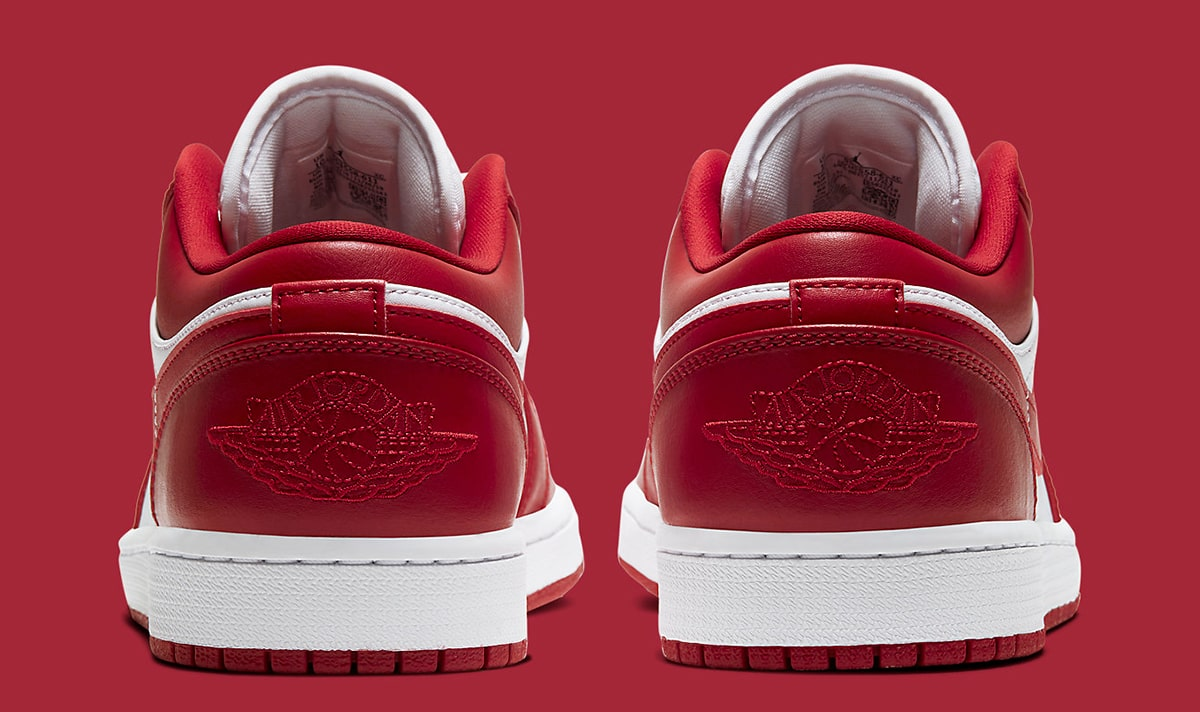 More Sizes Of The Air Jordan 1 Low Gym Red Just Dropped House