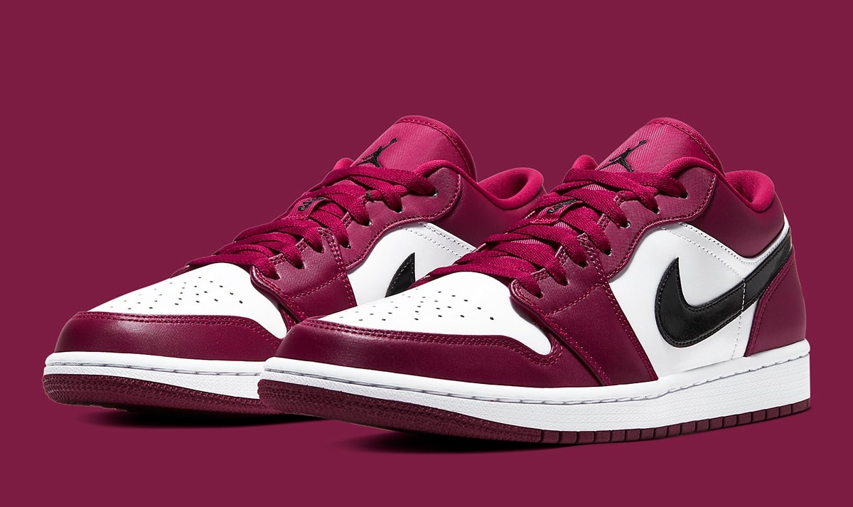 Available Now Air Jordan 1 Low Noble Red House Of Heat
