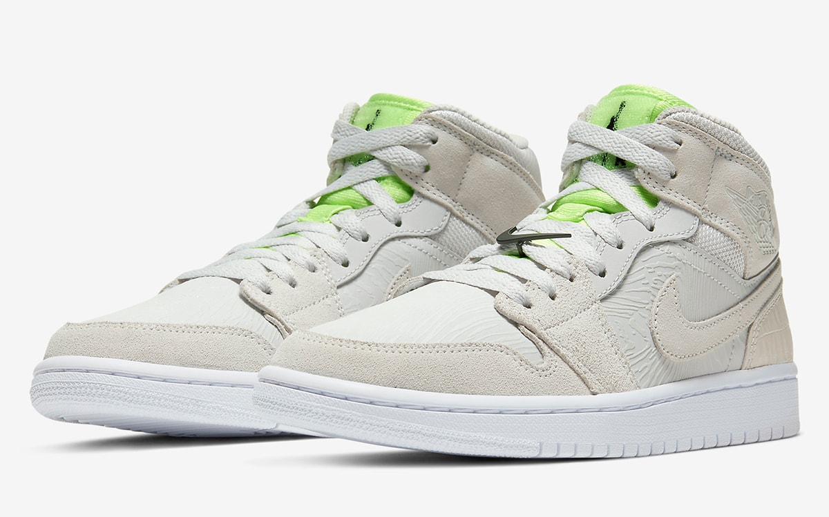 This Women's Air Jordan 1 Mid is Made