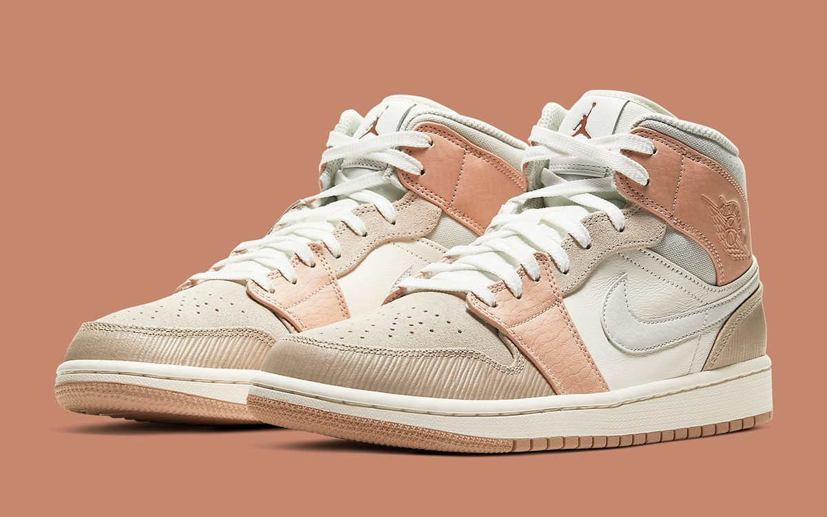 "Air Jordan 1 Mid ""Milan"" Honors the City's Piazza del Duomo"