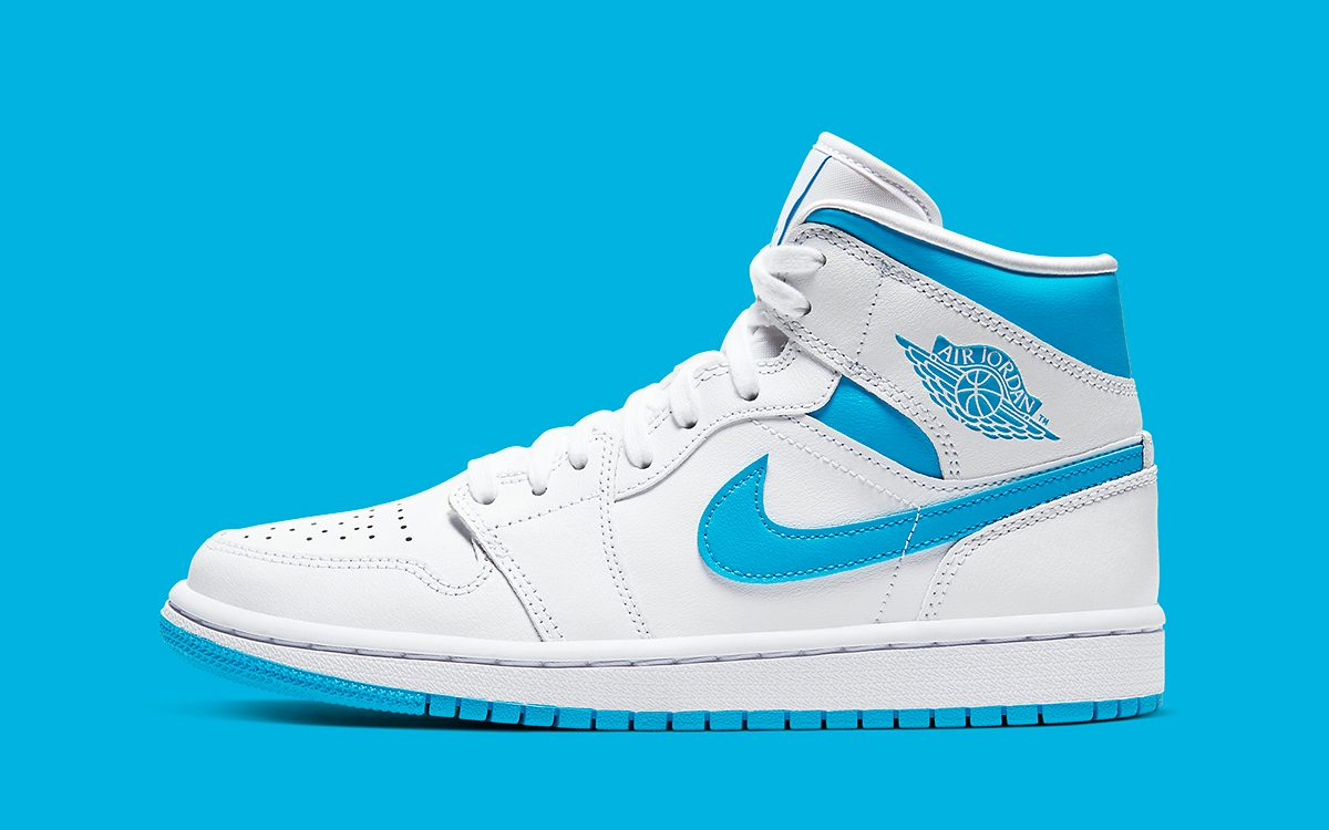 Another OG-Inspired Air Jordan 1 Mid is On the Way