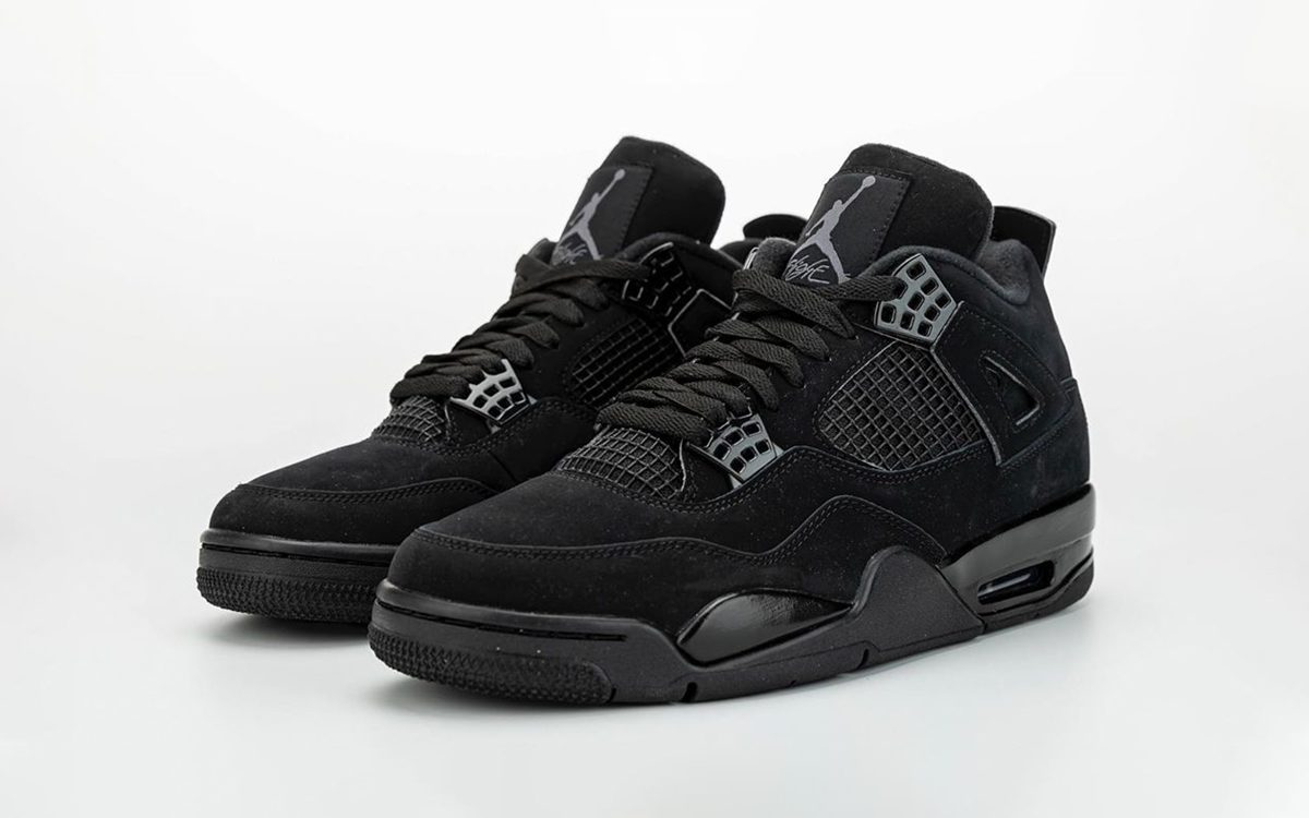 "Where to Buy Tomorrow's ""Black Cat"" Air Jordan 4"
