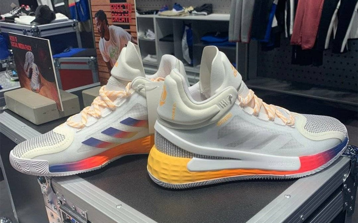 2adidas d rose release date
