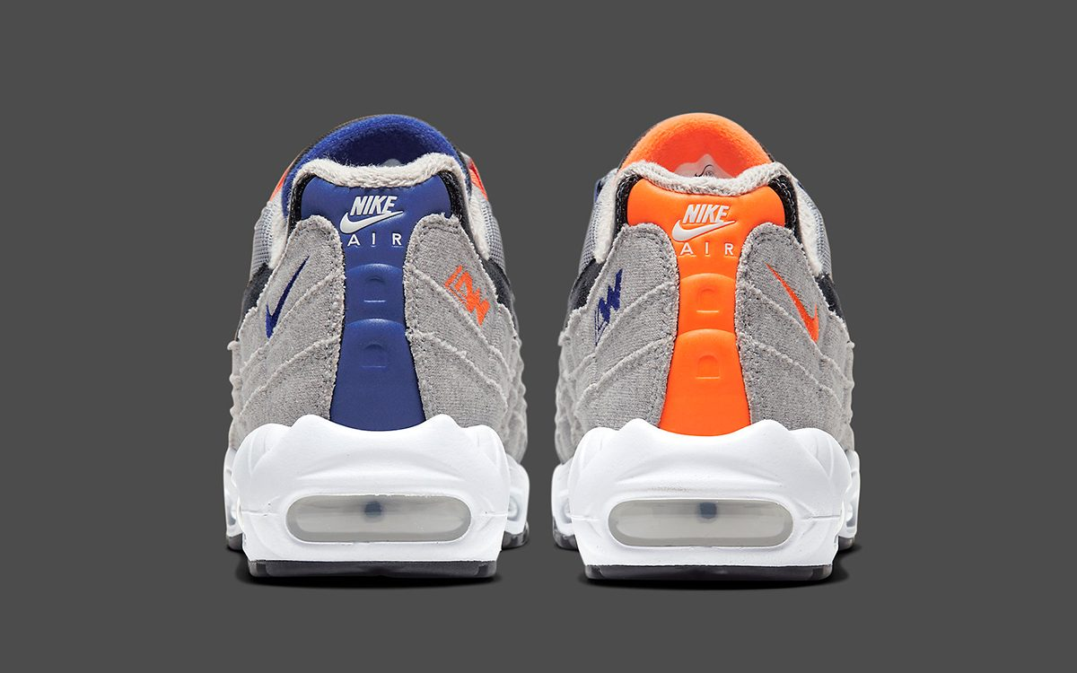 Official Looks the Loopwheeler x Nike Air Max Collection