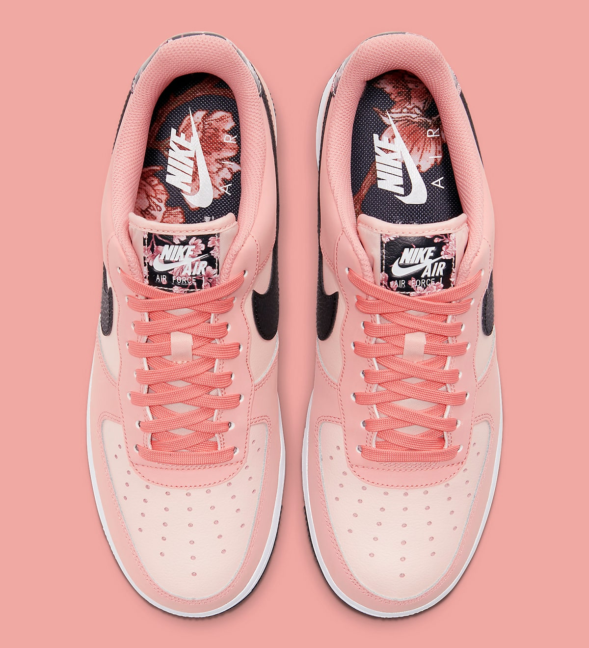 Gets Popped With Cherry Blossom Prints