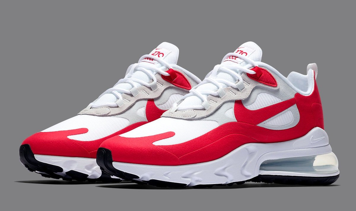 Available Now Nike Air Max 270 React Air Max 1 House Of
