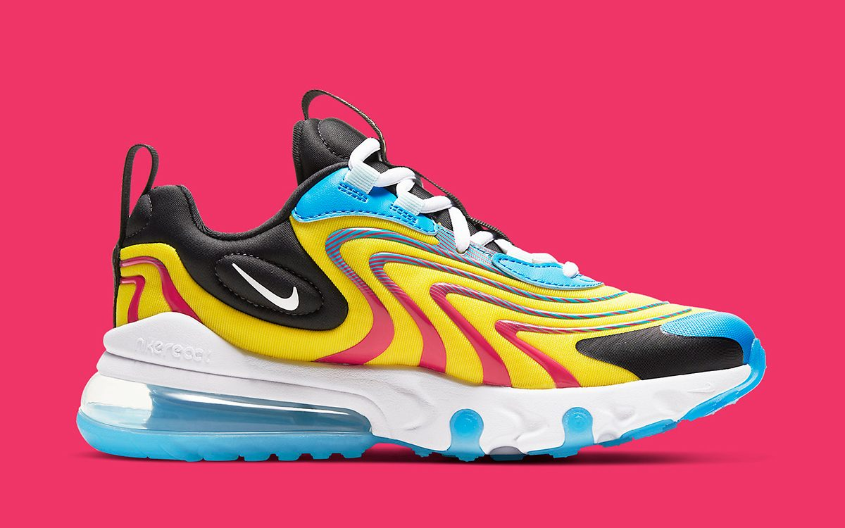 The New Nike Air Max 270 React Eng Debuts January 16th House Of Heat Sneaker News Release Dates And Features
