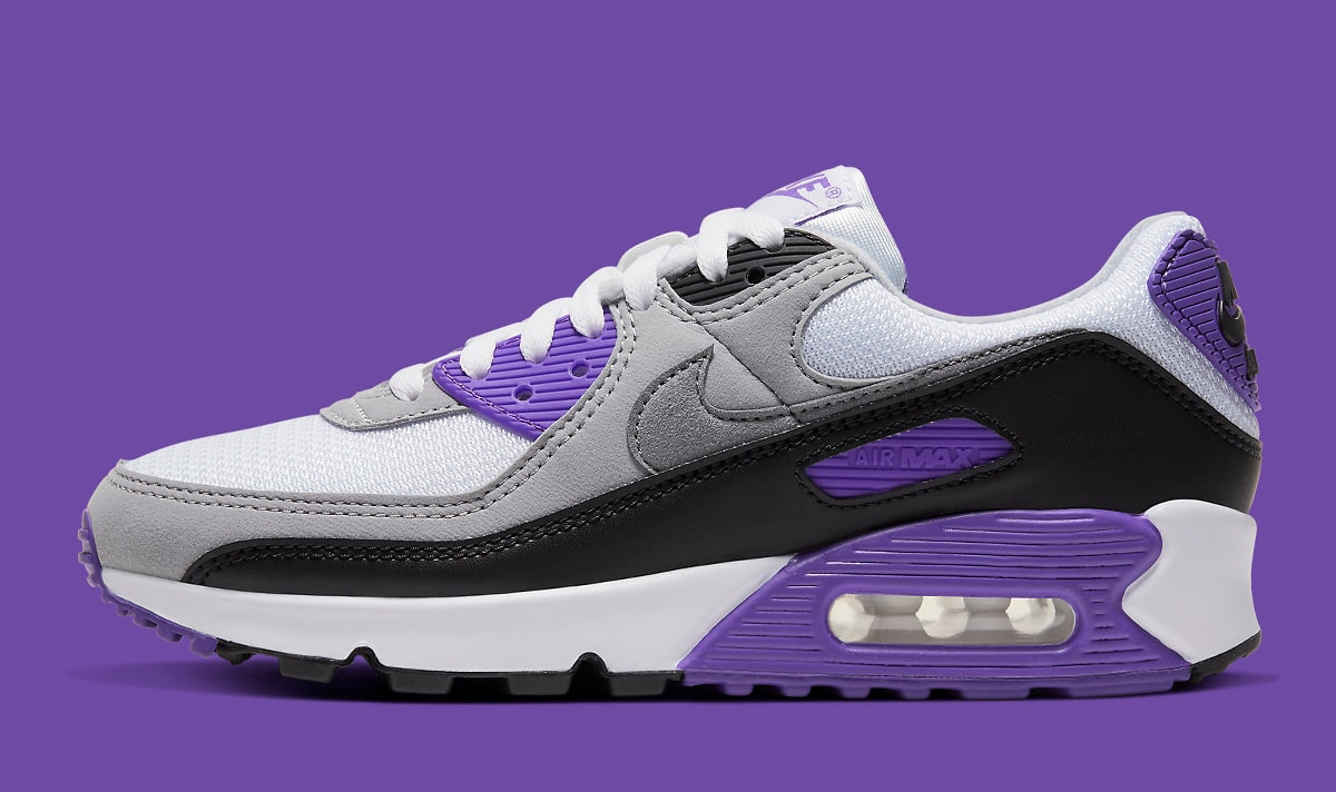 Hyper Grape And Turquoise Are Next Up For The Air Max 90 House Of Heat Sneaker News Release Dates And Features