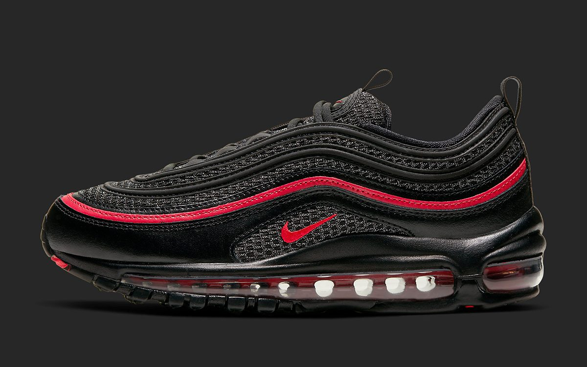 "Available Now // Nike Air Max 97 ""Valentine's Day"" Arrives with Heart-Shaped Locket"