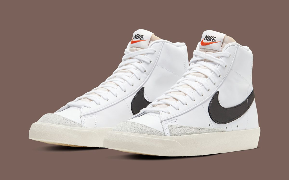 "Available Now // Nike Blazer MID '77 ""Baroque Brown"""