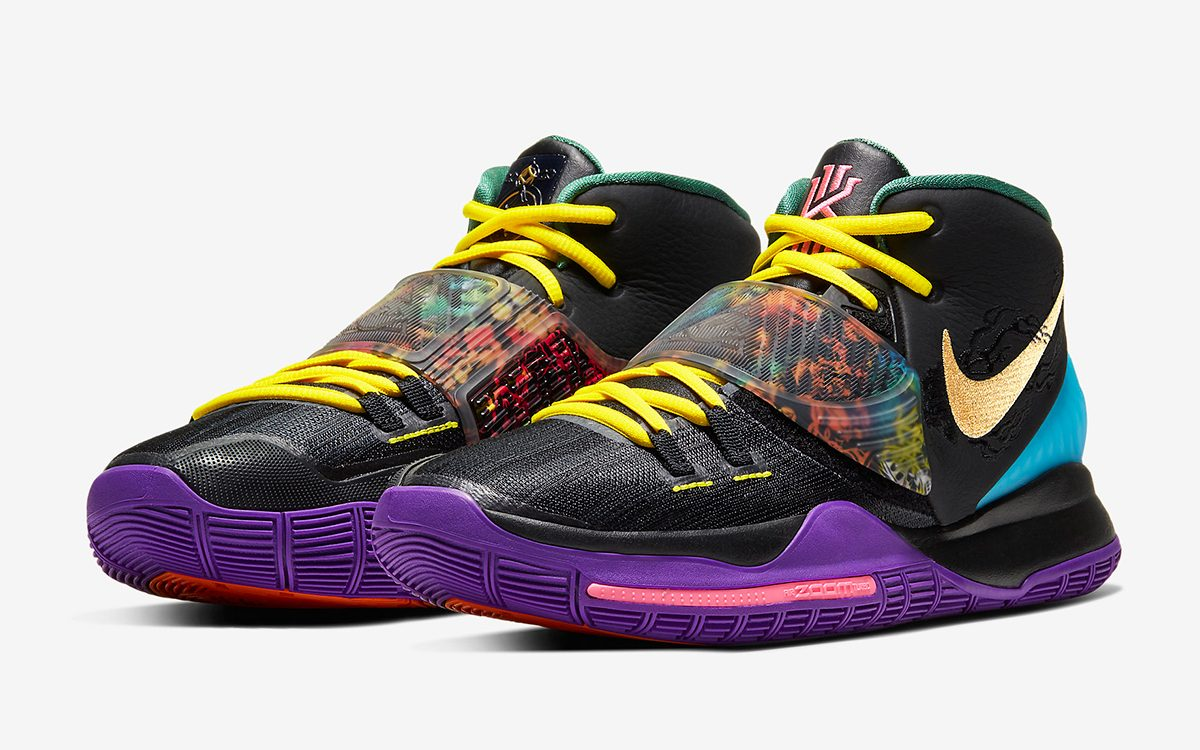 """The Nike Kyrie 6 """"Chinese New Year"""" Drops on Jan. 15th"""