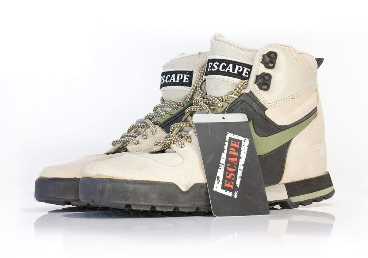 30-Year-Old Nike Hiking Shoes Inspired