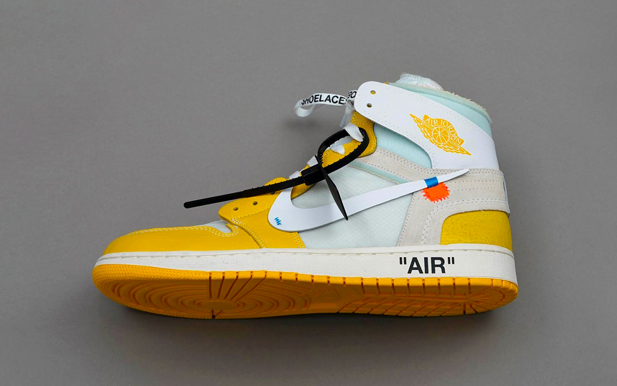 Update The Off White X Air Jordan 1 Canary Yellow Will Not Release In 2020 House Of Heat Sneaker News Release Dates And Features