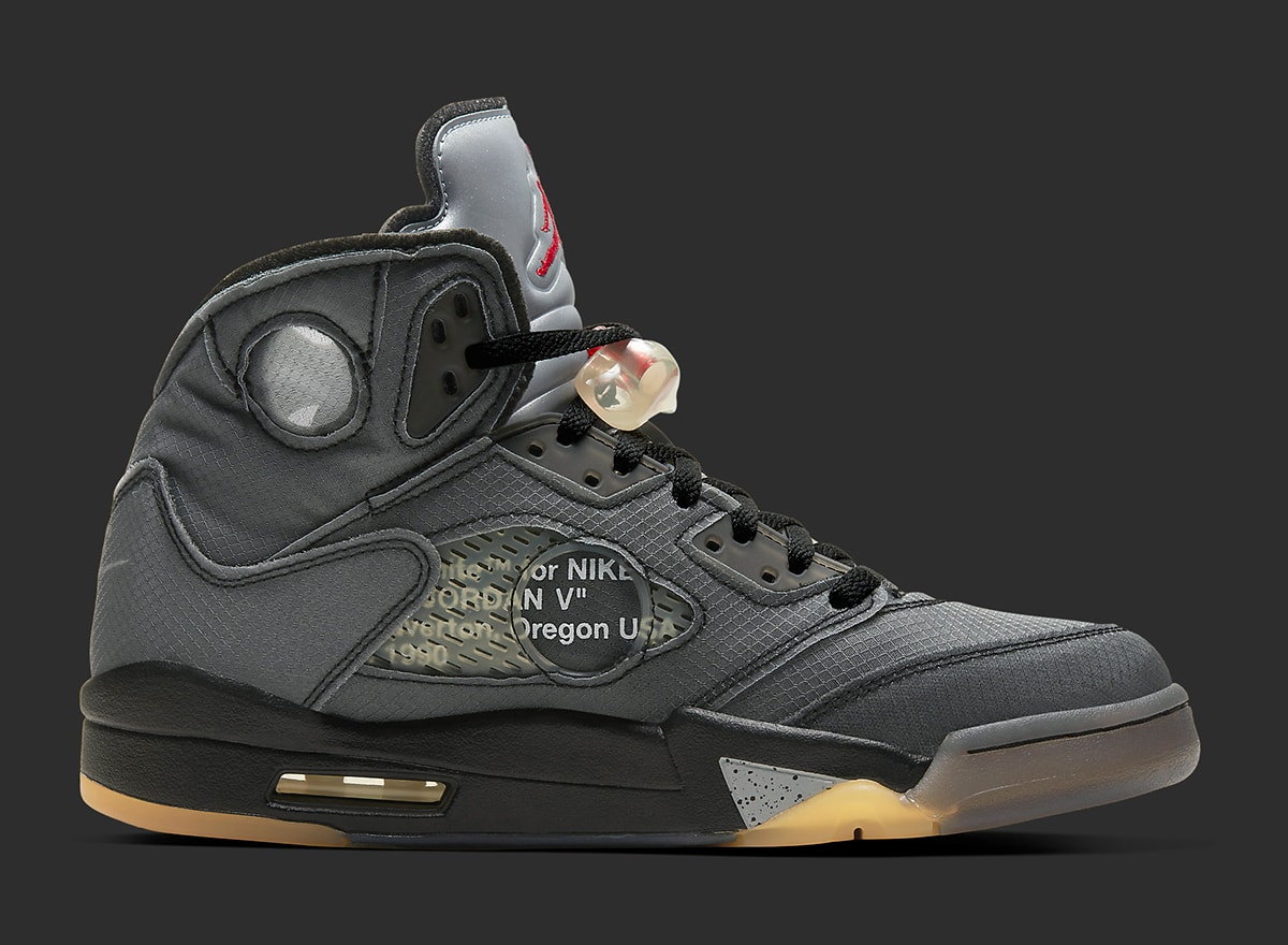 air jordan 5 off white 2020 stockx