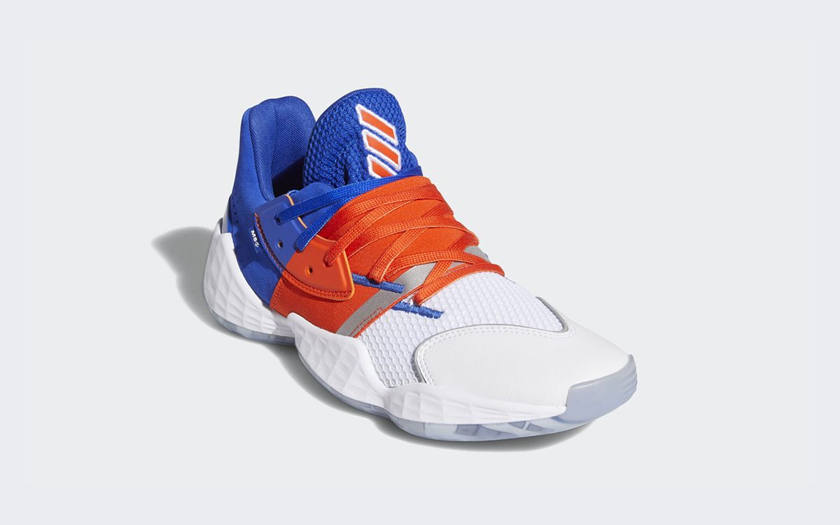 """Packer Shoes Honor the Knicks, Madison Square Garden on the adidas Harden Vol. 4 """"MSG"""""""