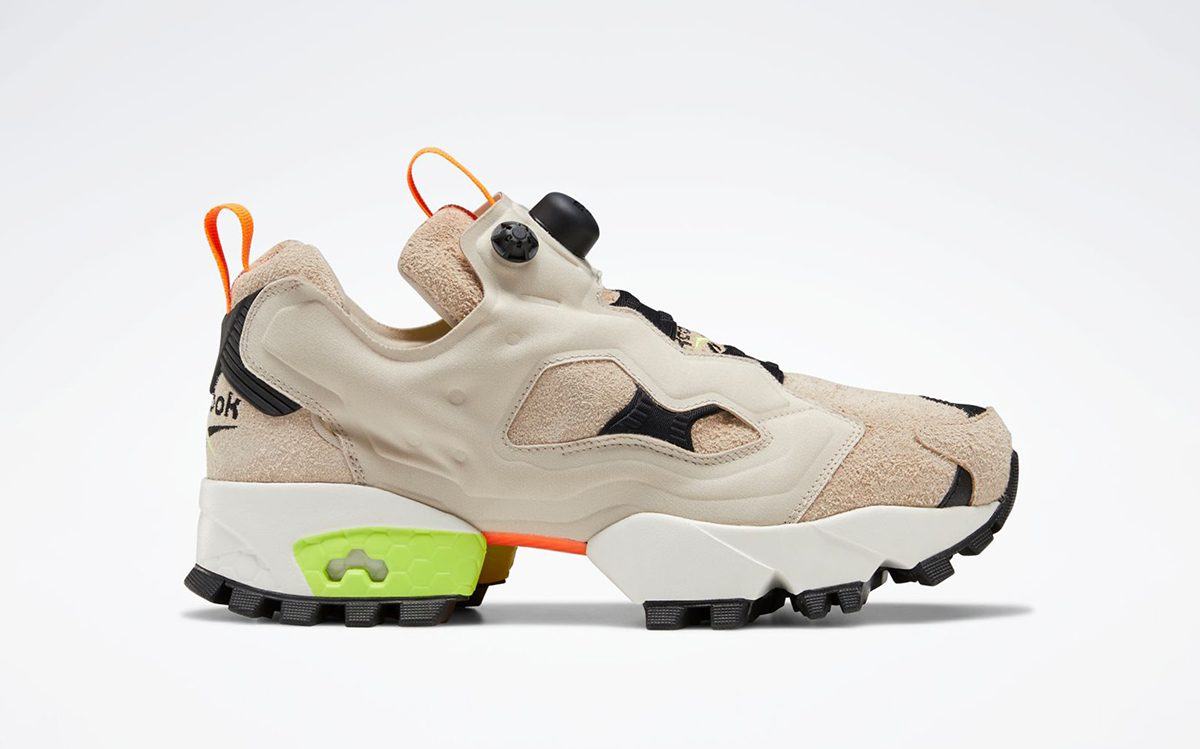 Available Now // Reebok's Instapump Fury Gets Retooled for the Trails