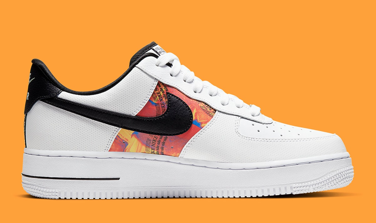 Available Now Three Piece Nike Pack Popped with Prints