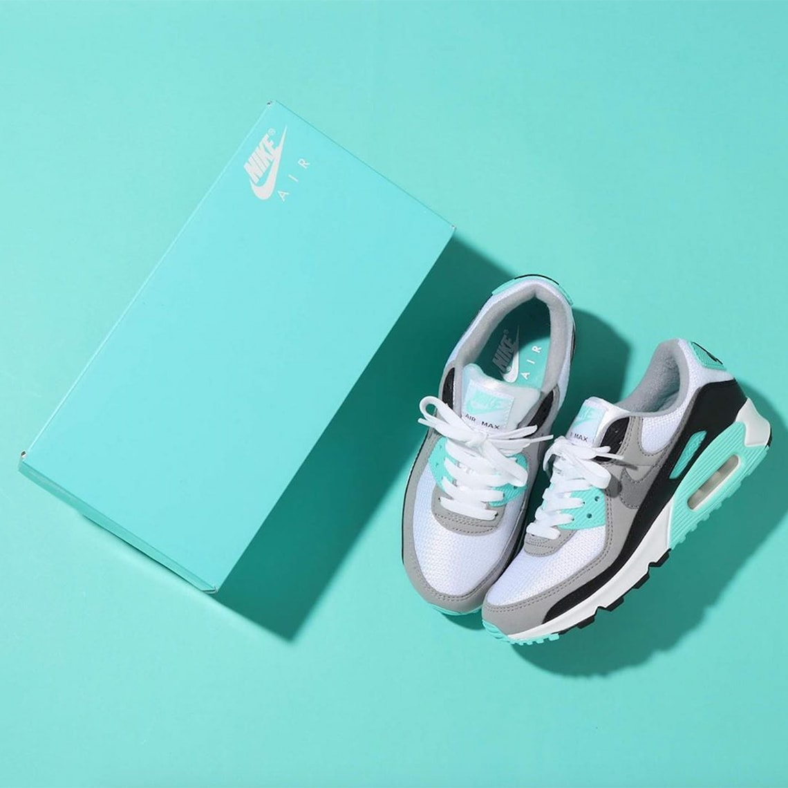 nike air max 90 homme turquoise