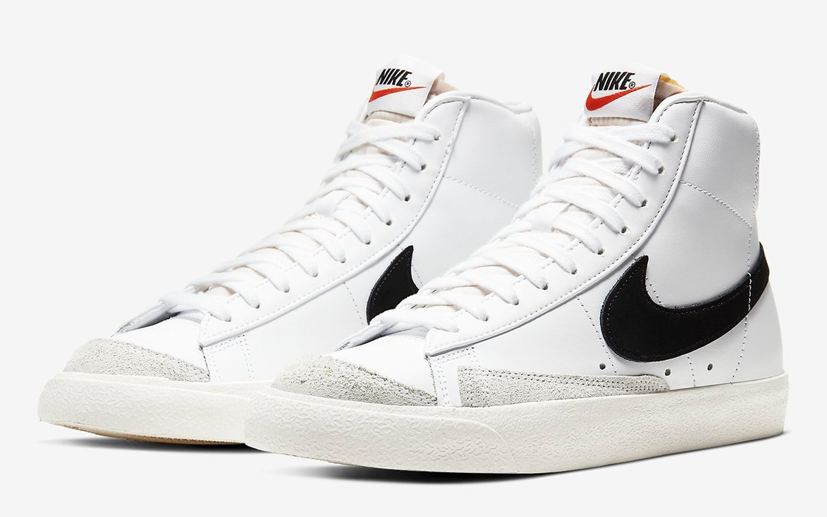 Available Now // The Nike Blazer Mid '77 Arrives in Three ...