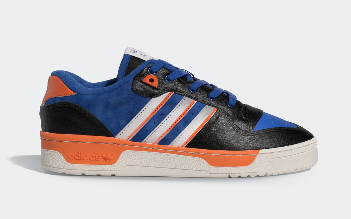 """Available Now // Bronx-Homaged adidas Rivalry Low """"The 5"""""""