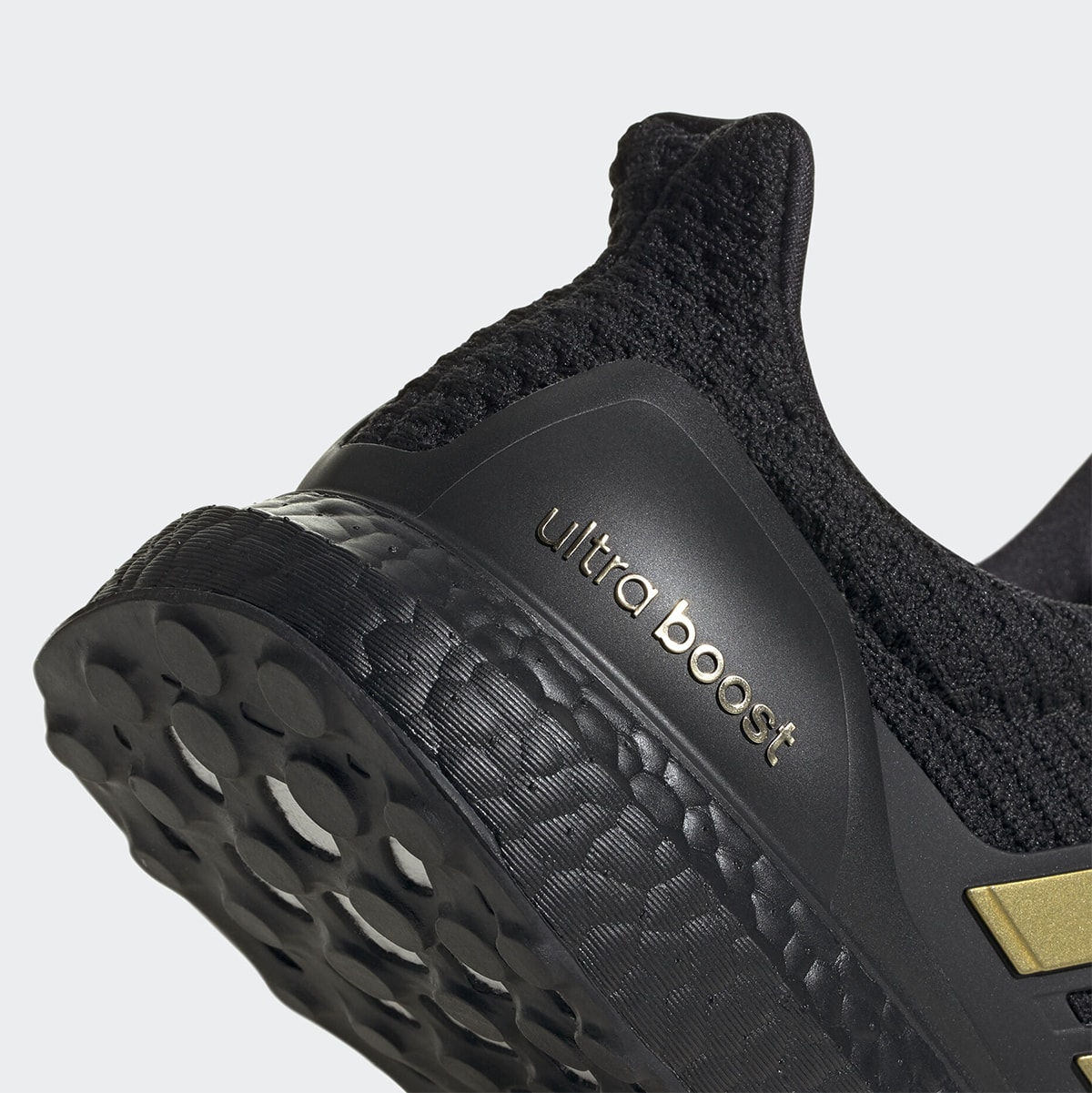 adidas Ultra BOOST DNA in Black/Gold