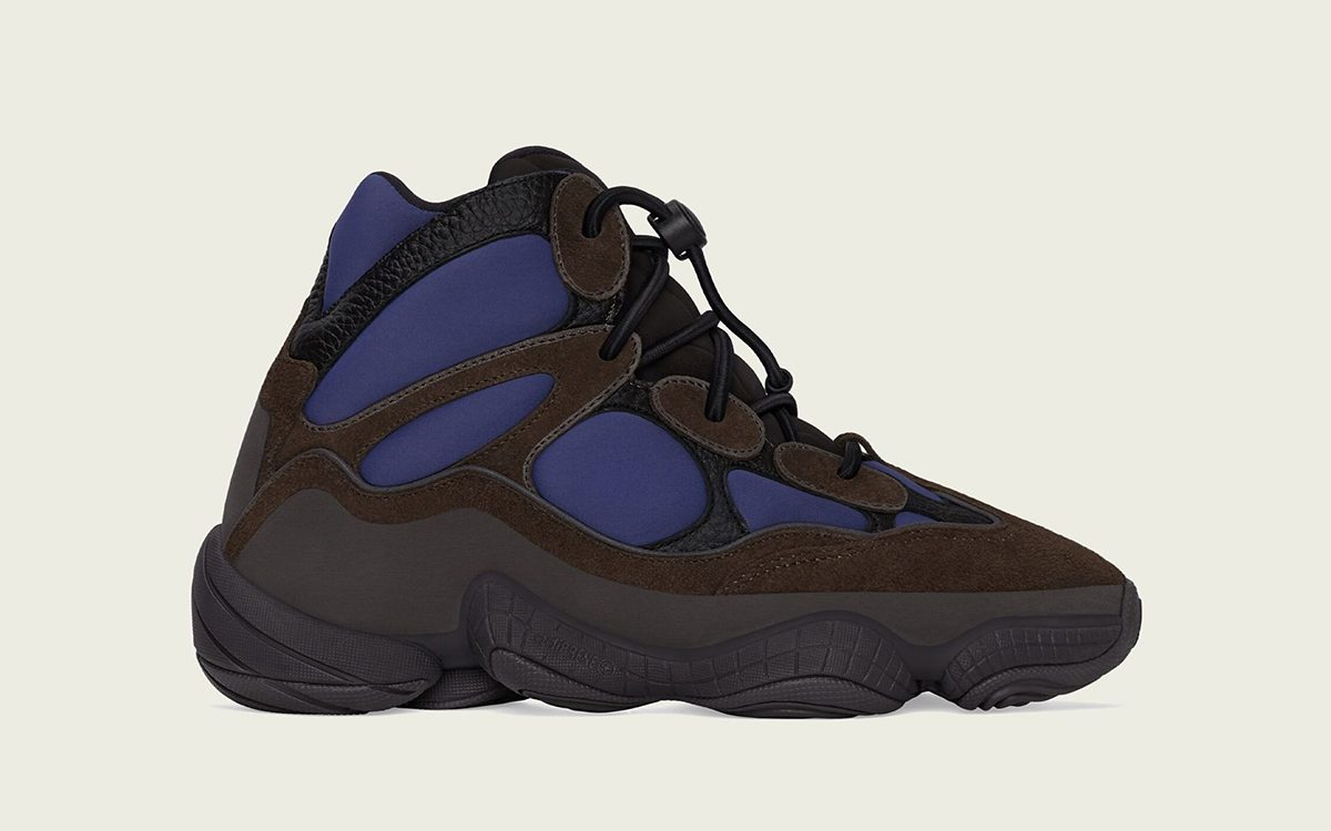 """Where to Buy the YEEZY 500 High """"Tyrian"""""""