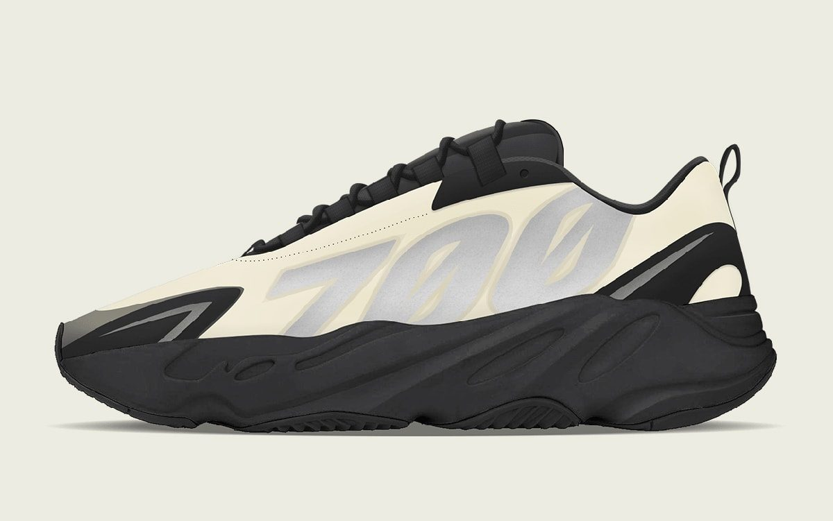 "adidas YEEZY BOOST 700 MNVN ""Bone"" Set for Spring 2020 Release"