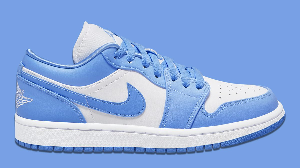 "Air Jordan 1 Low ""UNC"" to See Spring Release"