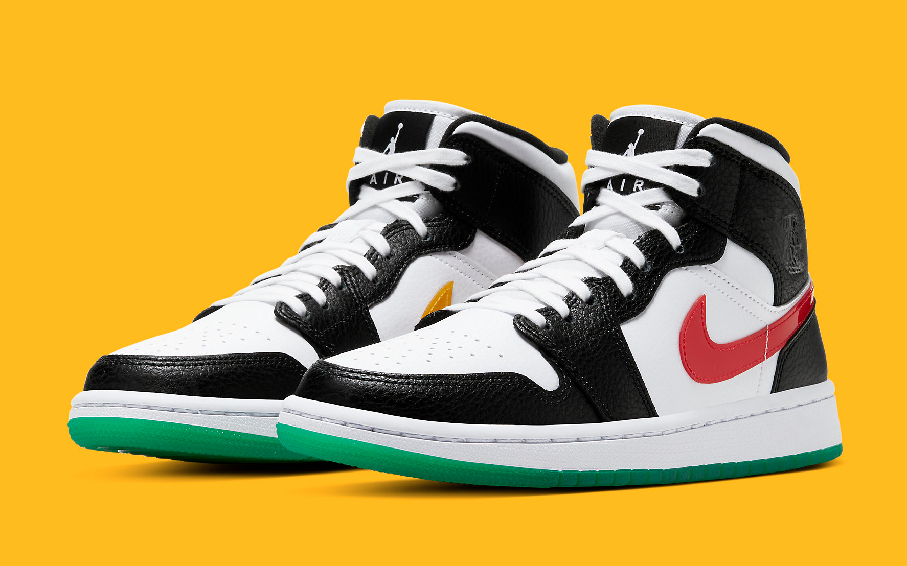 Available Now // Air Jordan 1 Mid