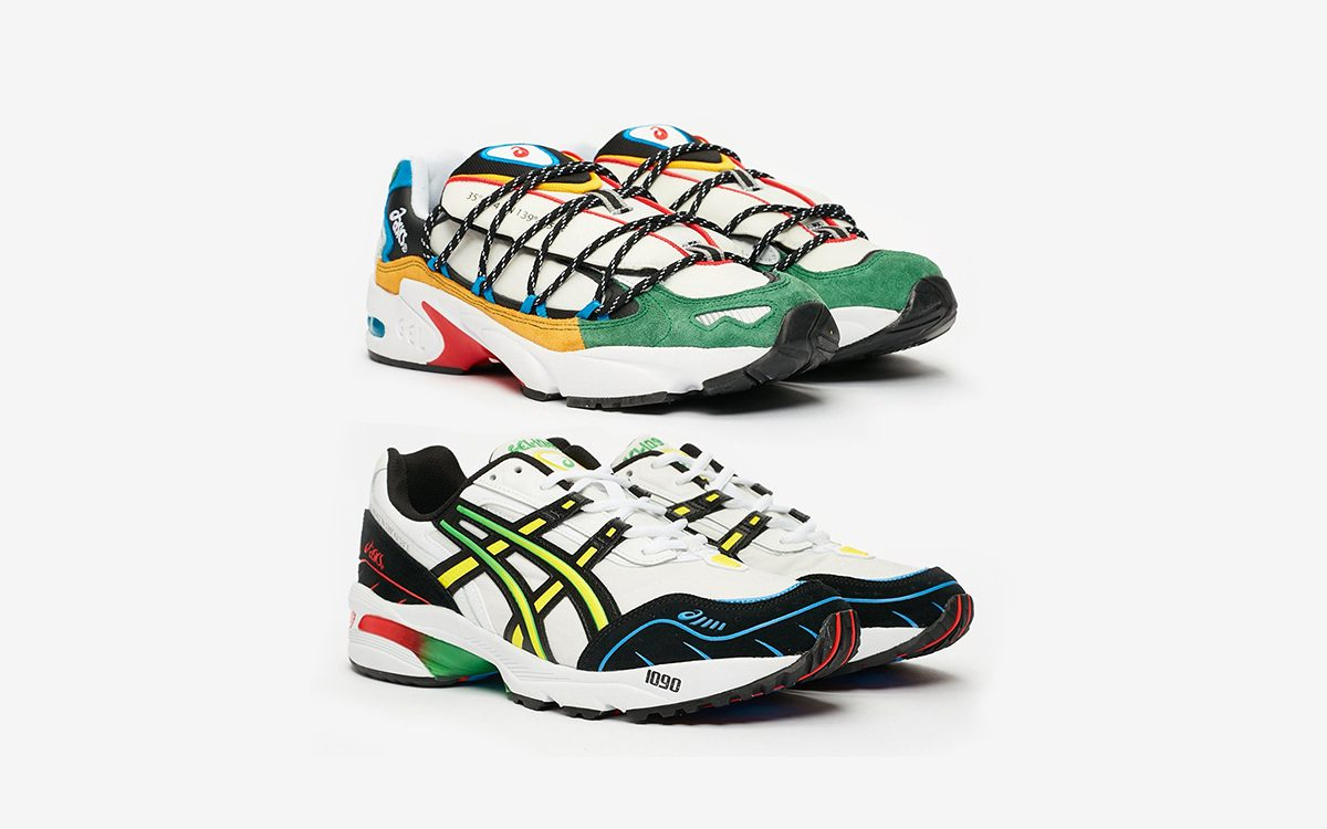 "Available Now // ASICS GEL Performance ""Olympic Pack"""
