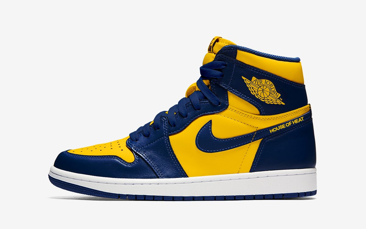 "Concept Lab // Air Jordan 1 High ""Michigan"""