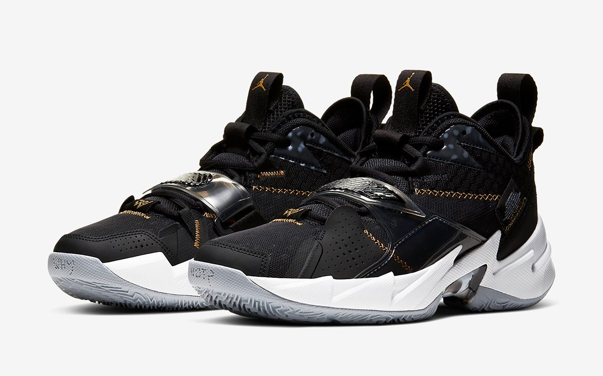 """Jordan Why Not Zer0.3 """"The Family"""" Releases This Week"""
