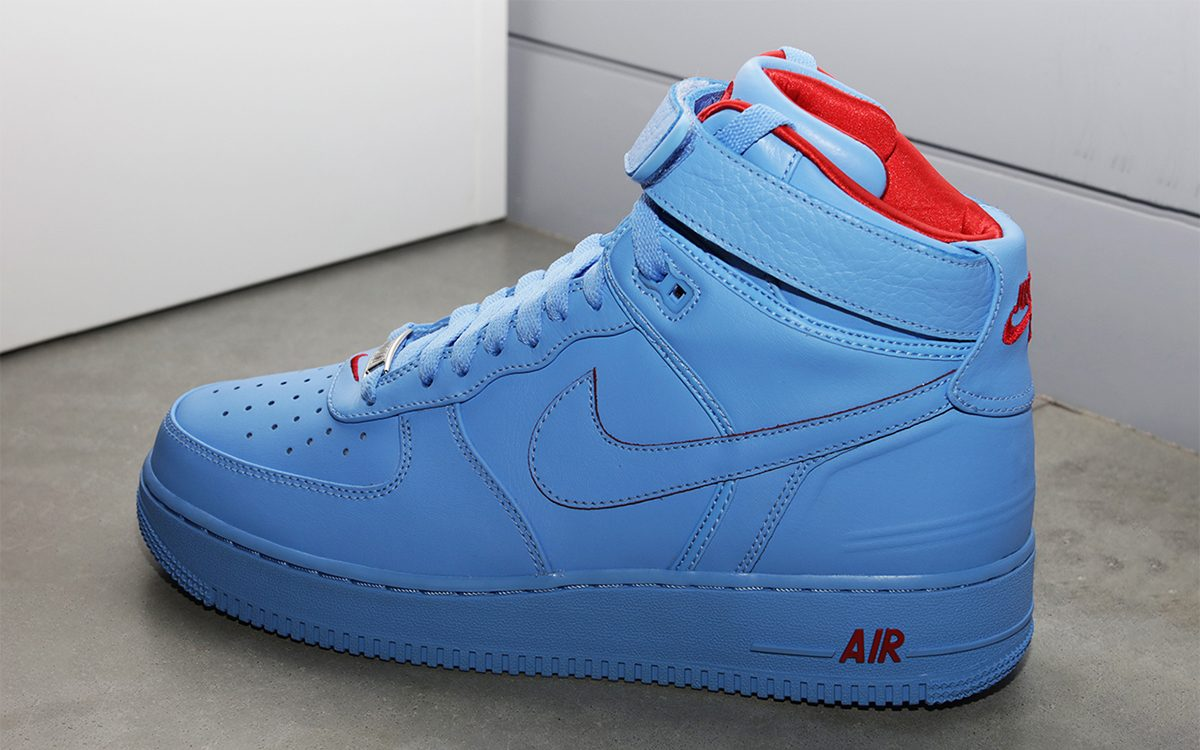 Don C to Release Homage Riddled Air Force 312 Hybrid for All