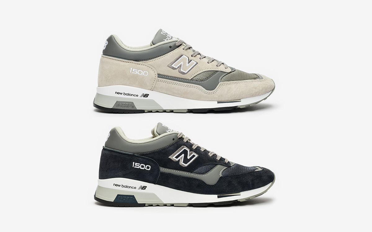 The New Balance 1500 Just Dropped in Two Staple NB Colorways ...