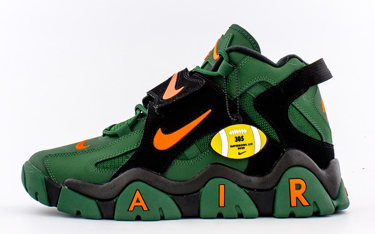 Nike to Release Hurricanes-Homaged Air Barrage for Superbowl 2020 ...